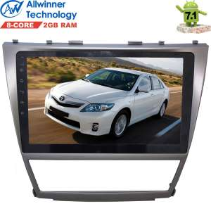 Штатная магнитола Toyota Camry 2006-2011 LeTrun 2563 Android 7.1 Alwinner T8 8 ядер