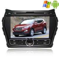 Штатная магнитола Hyundai Santa FE с 2013 года IX45 Carpad duos II Android 4.4.4
