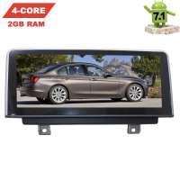 Штатная магнитола BMW 3 series F30 2011-2013 NBT LeTrun 2277 Android 7.1.2 2 Гб