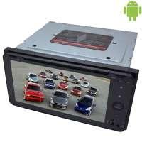 Штатная магнитола Toyota универсальная 200*100 LeTrun 2493 Android 8.0
