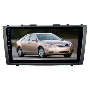 Переходная рамка для Toyota Camry 2006-2011 года LeTrun 2755 под базовую магнитолу 9 дюймов