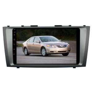 Переходная рамка для Toyota Camry 2006-2011 гг. LeTrun 2755 под базовую магнитолу 9 дюймов
