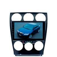 Штатная магнитола для Mazda 6, Atenza c 2002 до 2007 г. LeTrun 2759-3231 9 дюймов YF Android 10.x 4+64 Gb Intel 8 ядер