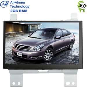 Штатная магнитола Nissan Teana 2008-2012 LeTrun 2287 PH Android 6.0.1 T3