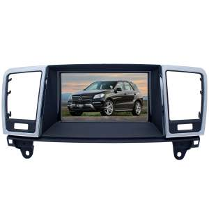 Штатная магнитола Mercedes ML(2011-2015) GL(2012-2015)  LeTrun 3057 HLA Android 8.x 4+32 Gb ++
