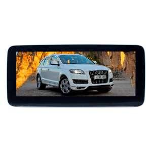 Штатная магнитола Audi Q7 (2009 - 2015) LeTrun 3058 HLA Android 8.x 4+32 Gb ++
