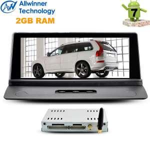 Штатная магнитола Volvo XC90 2002-2013 LeTrun 2615 Android 7.x экран 8.8 дюйма Alwinner T3
