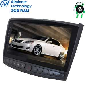 Штатная магнитола Lexus IS 250 (2005-2013) LeTrun 2625 Android 8.x Alwinner T3