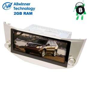 Штатная магнитола Lexus RX300, RX330, RX350,RX400 2004-2009 LeTrun 2941 ZH Android 8.x  Alwinner T3