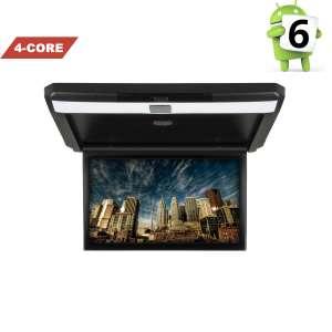 Потолочный монитор LeTrun 2949 10.1 дюйма черный DVD SD USB