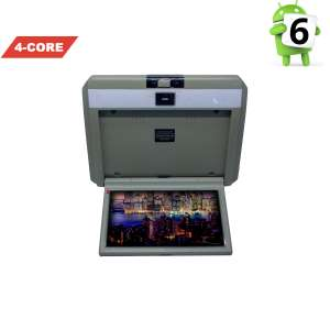 Потолочный монитор LeTrun 2950 10.1 дюйма серый DVD SD USB