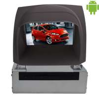 Штатная магнитола Ford Fiesta с 2015 года LeTrun 1700  Android 4.4.4