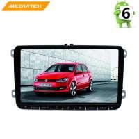 Штатная магнитола Volkswagen Polo, Jetta, Passat, Tiguan LeTrun 2906 Android 8.x MTK-L