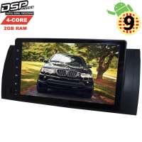 Штатная магнитола BMW X5 E53, 5-series E39 LeTrun 2779 GS Android 9.x 9 дюймов! DSP