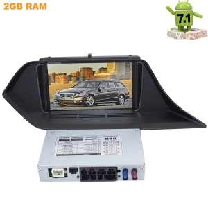 Штатная магнитола Mercedes E (2009-2012) LeTrun 2334 Android 7.1.1 экран 7 дюймов