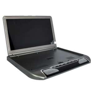 Потолочный монитор LeTrun 1116 11.6 дюйма серый SD USB