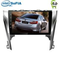 Штатная магнитола Toyota Camry с 2012 г. LeTrun 2138  Intel Android 6.0.1 10,2 дюйма