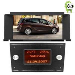 Штатная магнитола Opel Astra H, Zafira LeTrun 1530 Android 6.0.1 экран 8 дюймов