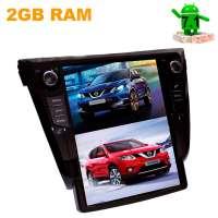 Штатная магнитола Nissan X-trail, Qashqai 14+LeTrun 2224 Android 7x экран 10 д Tesla поддержка 360