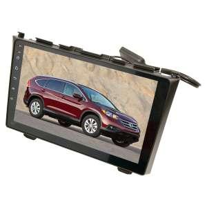 Переходная рамка для Honda CRV до 2012 года LeTrun 1881  под базовую магнитолу 9 дюймов