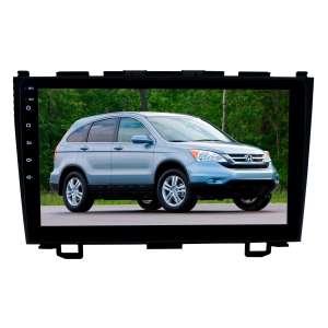 Переходная рамка для Honda CR-V 2006-2012 гг. LeTrun 1881  под базовую магнитолу 9 дюймов