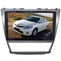 Переходная рамка для Toyota Camry 2006-2011 года LeTrun 1882  под базовую магнитолу 10 дюймов