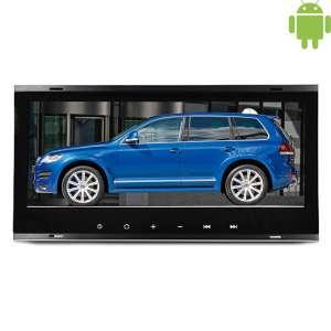 Штатная магнитола Volkswagen Touareg-Multivan до 2010 г. LeTrun 1635 9 дюймов! Android 4.4.4