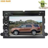 Штатная магнитола Ford Explorer, F150, F250 2005-2011 LeTrun 2438 KGL Android 7.1.1
