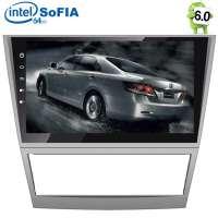 Штатная магнитола Toyota Camry 2006-2011 LeTrun 2032  Android 6.0.1 экран 10,1 дюйма