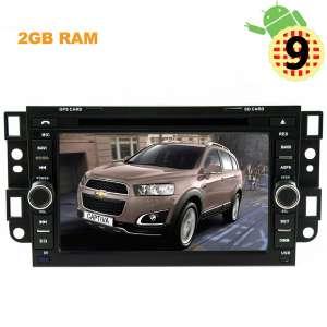 Штатная магнитола Chevrolet Captiva, Epica, Aveo, Suzuki XL7 LeTrun 2708 MT Android 9.x