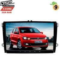 Штатная магнитола Volkswagen Polo, Jetta, Passat, Tiguan LeTrun 2951 Android 9.x DSP