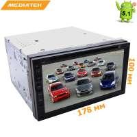 2 DIN Универсальная магнитола Nissan Qashqai, X-trail и т.д.(до 14г) LeTrun 2248 Android 5.1