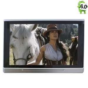 Навесной монитор на подголовник 11.6 дюйма (тонкий) LeTrun 2251 SD-USB Android 6.0.1