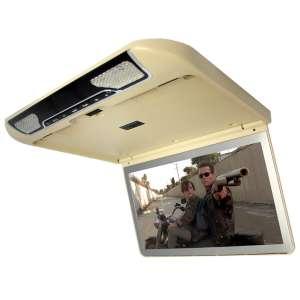 Потолочный монитор LeTrun 1316 13.6 дюйма бежевый SD USB