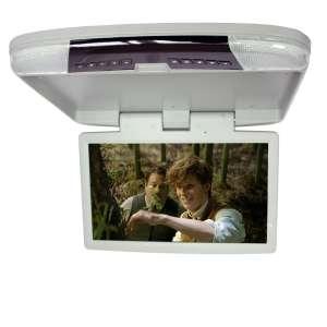 Потолочный монитор DS-1568 15.6 дюйма серый SD USB