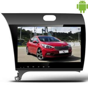 Штатная магнитола Kia Cerato-4 K3 с 2013 LeTrun 1541 Android 4.2.2 экран 10,2 дюйма