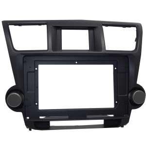 Переходная рамка для Toyota Highlander 07-13 LeTrun 2293  под базовую магнитолу 10 дюймов