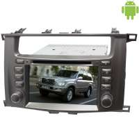 Штатная магнитола Toyota Land Cruiser 100 LeTrun 2156 Android 4.4.4