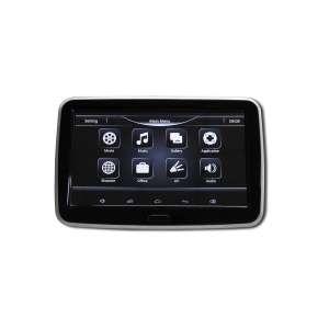 Навесной монитор на подголовник 10 дюймов LeTrun 1995 SD-USB Android 6.0,1