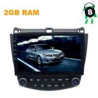 Штатная магнитола Honda Accord CL7, CL9 LeTrun 2811 Android 8.x 10 дюймов 2.5D Alwinner