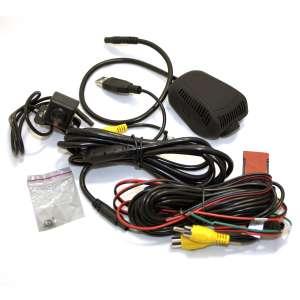 Видеорегистратор USB Full HD LeTrun 2092 2 камеры для подключения к магнитолам на базе Android