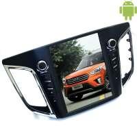 Штатная магнитола Hyundai Creta LeTrun 2094 Android 4.4.4 экран 9 дюймов Tesla