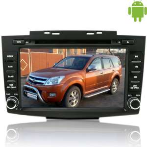 Штатная магнитола Great Wall Hover Haval H3 c 2014г LeTrun 1848  Android 4.4.4