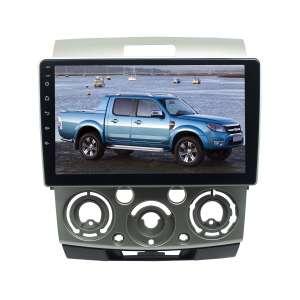 Штатная магнитола для Ford Ranger 2006-2010, Everest 2006-2013, Mazda BT-50 2006-2011 LeTrun 3206-3150 9 дюймов (крутилки) NS 2+16 Gb MTK-L Android 10.x DSP