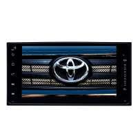 Штатная магнитола Toyota универсальная 200*100 LeTrun 3128 GS Android 9.x DSP 2+16 Gb