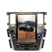 Штатная магнитола Nissan Patrol LeTrun 3425 KLD Android 9.x PX6 Tesla ++