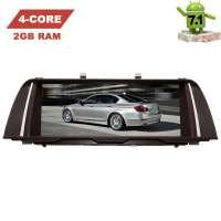 Штатная магнитола BMW 5 series F10 2011-2012 CIC LeTrun 2269 GS Android 7.1.2