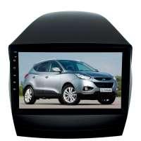 Штатная магнитола для Hyundai IX35 2009-2015 гг. LeTrun 3013-4498 9 дюймов XY Android 10 MTK-L 2+16 Gb IPS