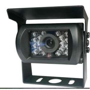 Камера заднего вида С-410  170 градусов 24 вольта