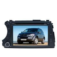 Штатная магнитола Ssangyong Actyon, Kyron LeTrun 3186 KD Android 9.x MTK-L 2+32 DSP ++